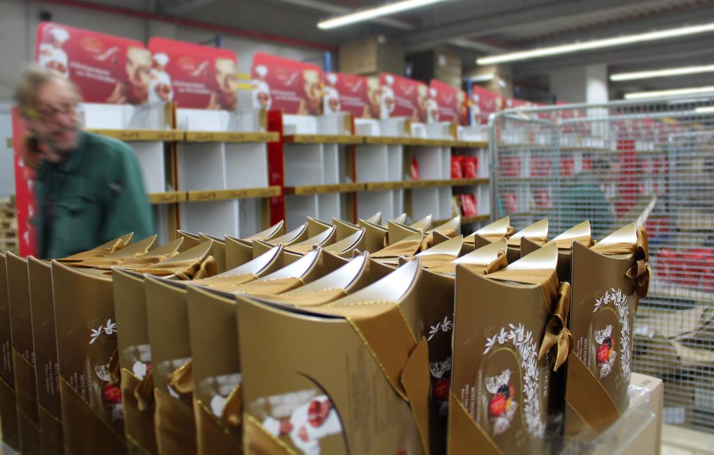 Co-Packing am Standort Aldenhoven