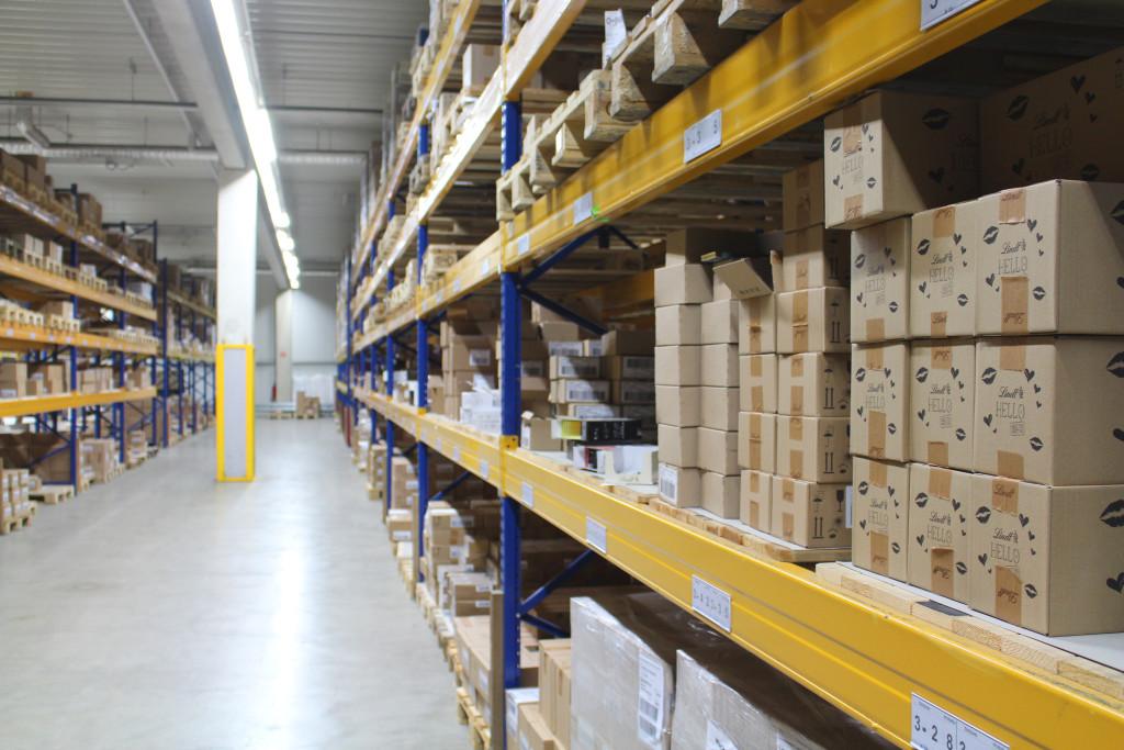 E-Commerce am Standort Aldenhoven
